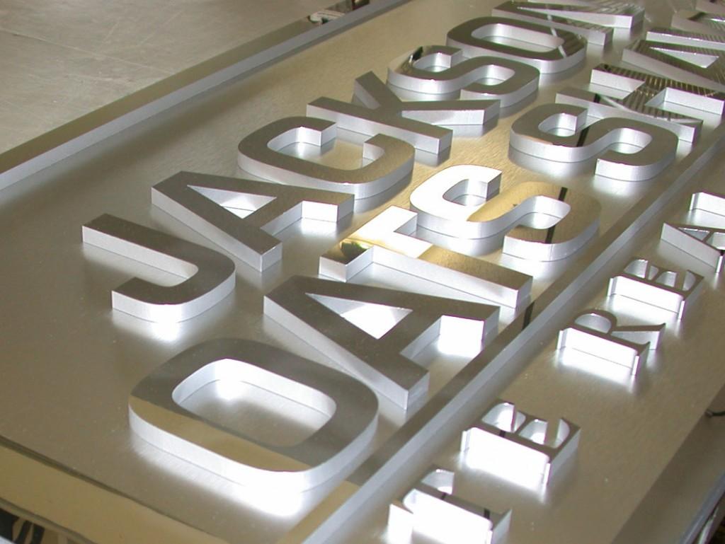 custom metal letter sign maker custom signs new hampshire